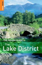 Cover of: The Rough Guide to the Lake District 4