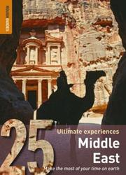 Cover of: Middle East