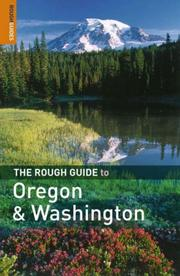 Cover of: The Rough Guide to Oregon  &  Washington 1