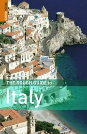 Cover of: The Rough Guide to Italy 8