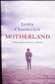 Motherland by Lesley Chamberlain
