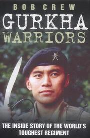 Cover of: Gurkha Warriors | Bob Crew