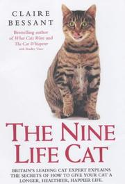 Cover of: The Nine Life Cat
