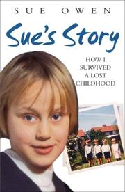 Cover of: Sue's Story