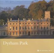 Cover of: Dyrham Park (Gloucestershire) (National Trust Guidebooks Ser.) | Oliver Garnett