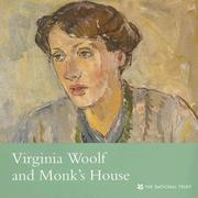 Cover of: Virginia Woolf and Monk's House (East Sussex) (National Trust Guidebooks Ser.)