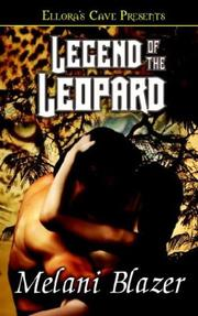 Cover of: Legend Of The Leopard