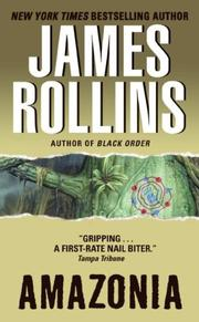 Cover of: Amazonia | James Rollins
