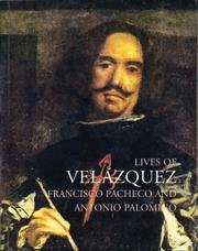 Cover of: Lives of Velázquez
