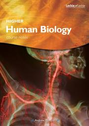 Cover of: Higher Human Biology Course Notes