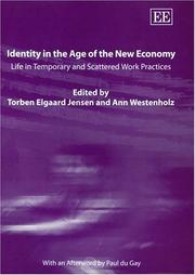 Cover of: Identity In The Age Of The New Economy |