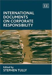 International documents on corporate responsibility
