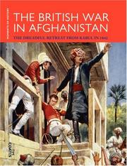 Cover of: The British War in Afghanistan (Moments in History) | Tim, Coates