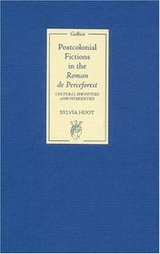 Cover of: Postcolonial Fictions in the 'Roman de Perceforest'