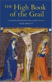 Cover of: The High Book of the Grail | Nigel Bryant