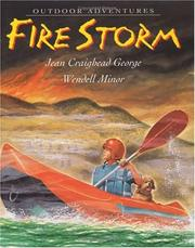 Cover of: Fire storm: Postcard