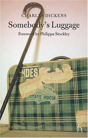 Cover of: Somebody's Luggage