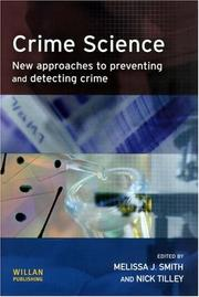Cover of: Crime Science |