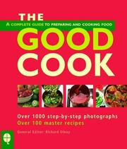 Cover of: The Good Cook | Richard Olney