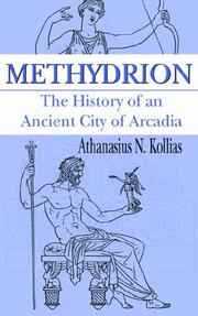 Cover of: Methydrion | Athanasius N. Kollias