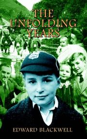Cover of: The Unfolding Years