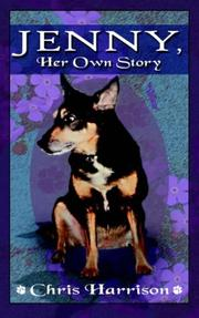 Cover of: Jenny, Her Own Story