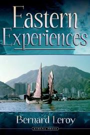 Cover of: Eastern Experiences | Bernard Leroy