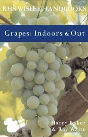 Cover of: Grapes | Harry Baker