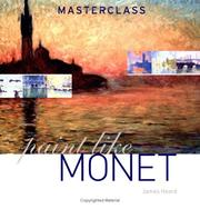 Cover of: Paint Like Monet (Masterclass)