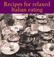Cover of: Recipes for Relaxed Italian Eating