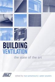 Cover of: Building ventilation |