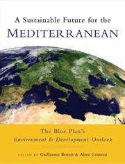 A Sustainable Future for the Mediterranean by