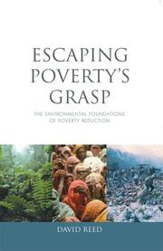 Cover of: Escaping Poverty's Grasp