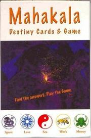 Cover of: Mahakala Destiny Cards & Game | Findhorn Press