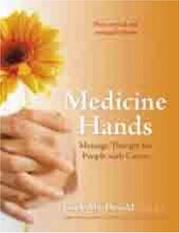 Cover of: Medicine Hands | Gayle MacDonald