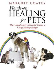 Cover of: Hands-On Healing for Pets