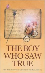 Cover of: The Boy Who Saw True