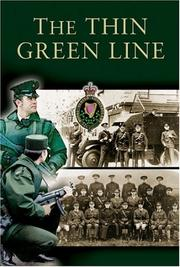 Cover of: thin green line | Richard Doherty