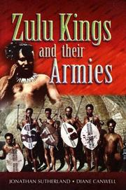 Cover of: Zulu kings and their armies | Jonathan Sutherland