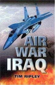 Cover of: Air war Iraq