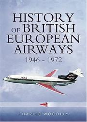 Cover of: History of British European Airways | Charles Woodley