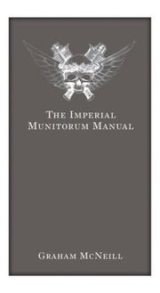 Cover of: Imperial Munitorum Manual