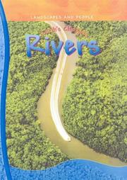 Cover of: Earth's Changing Rivers (Landscapes & People)