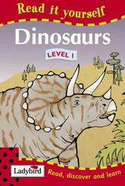 Cover of: Dinosaurs (Read It Yourself) | Lorraine Horsley