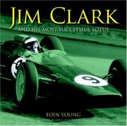 Cover of: Jim Clark and his Most Successful Lotus | Eoin Young