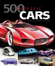 Cover of: 500 fantastic cars