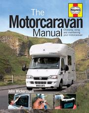 Cover of: The Motorcaravan Manual