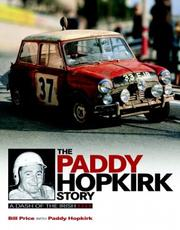 Cover of: Paddy Hopkirk story | Bill Price