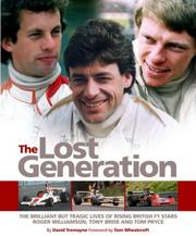 Cover of: The Lost Generation | John Harold Haynes