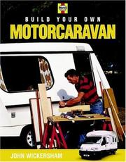 Cover of: Build Your Own Motocaravan
